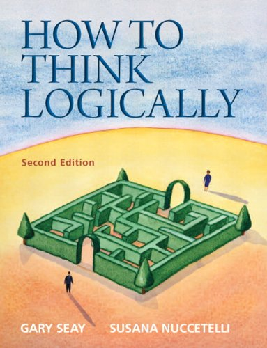 9780205154982: How to Think Logically (2nd Edition)
