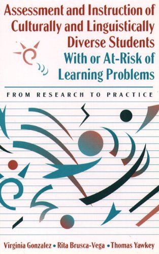 9780205156290: Assessment and Instruction of Culturally and Linguistically Diverse Students with or At-Risk of Learning Problems: From Research to Practice