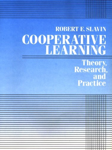 9780205156306: Cooperative Learning: Theory, Research and Practice
