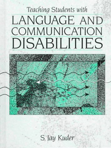 9780205156948: Teaching Students With Language and Communication Disabilities
