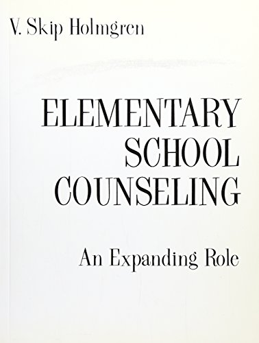9780205157198: Elementary School Counseling: An Expanding Role