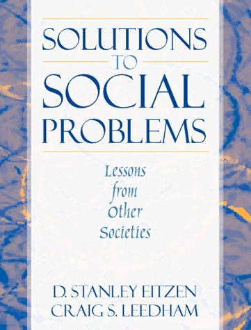 9780205157259: Solutions to Social Problems: Lessons from Other Societies