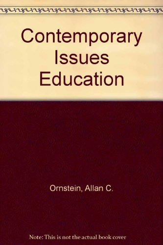 9780205157709: Contemporary Issues in Curriculum