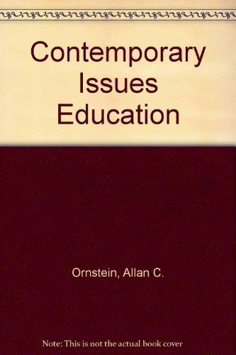 9780205157709: Contemporary Issues in Curriculum