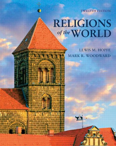 Religions Of The World: Lewis Hopfe,