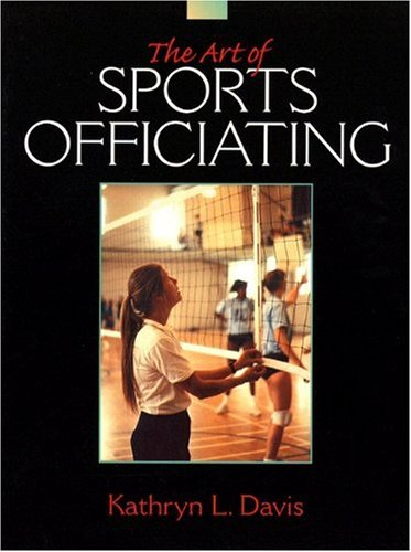 9780205159000: The Art of Sports Officiating