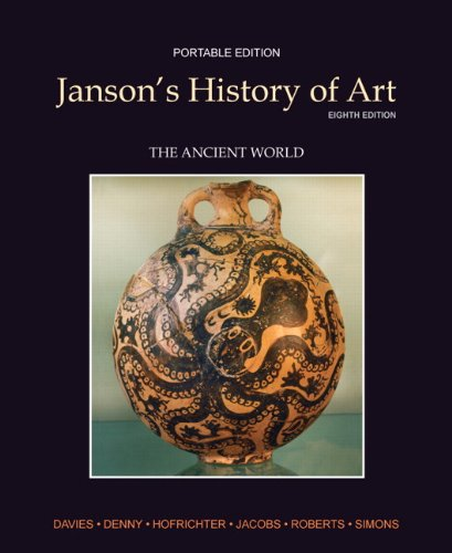 9780205161102: Janson's History of Art Portable Edition Book 1: The Ancient World (8th Edition) (Myartslab)