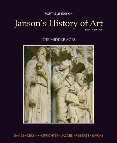 9780205161133: Janson's History of Art Portable Edition Book 2: The Middle Ages (8th Edition)