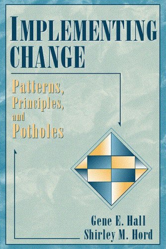 9780205162222: Implementing Change: Principles, Patterns and Potholes