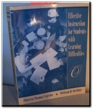9780205162680: Effective Instruction of Students With Learning Difficulties