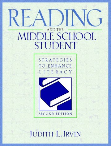 9780205163793: Reading and the Middle School Student (2nd Edition)