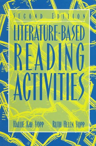 9780205163878: Literature-Based Reading Activities