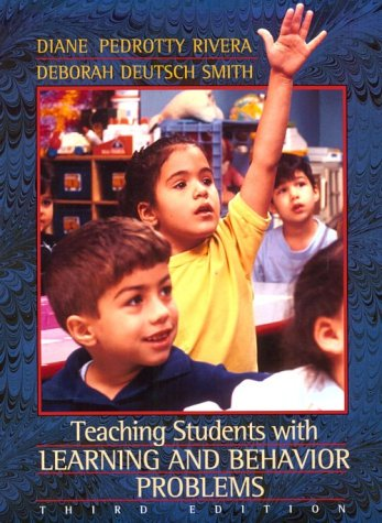 9780205164486: Teaching Students with Learning and Behavior Problems (3rd Edition)
