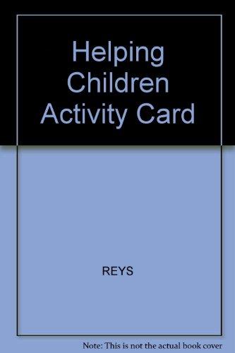 9780205164707: Helping Children Learn Mathematics Activity Cards