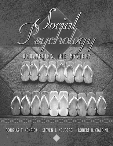 9780205165216: Social Psychology: Unraveling the Mystery