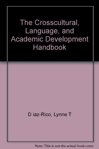 9780205165551: The Crosscultural, Language, and Academic Development Handbook