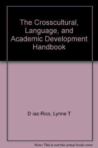 9780205165551: The Crosscultural, Language, and Academic Development Handbook