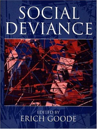 9780205165834: Social Deviance