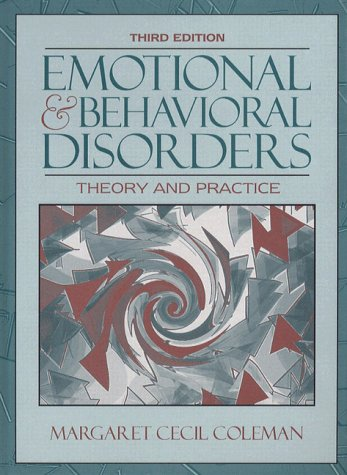 9780205166329: Emotional and Behavioral Disorders: Theory and Practice