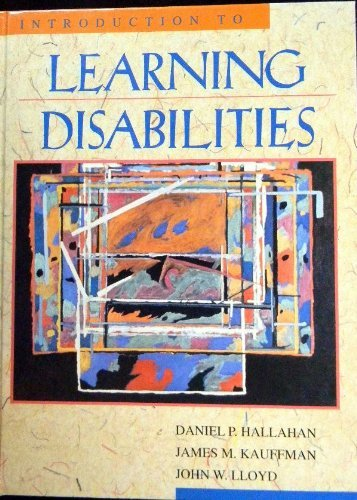 9780205166886: Introduction to Learning Disabilities