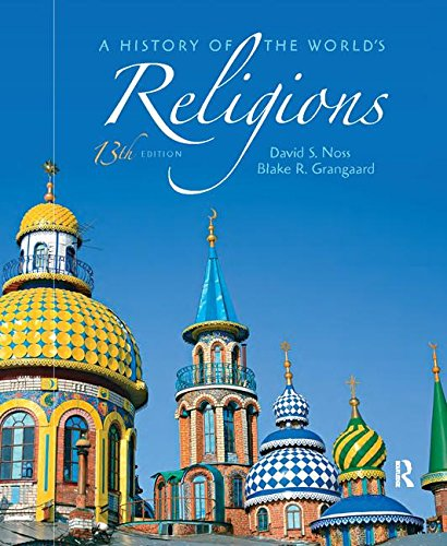 9780205167975: A History of the World's Religions