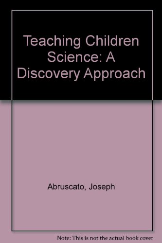 9780205168071: Teaching Children Science: A Discovery Approach