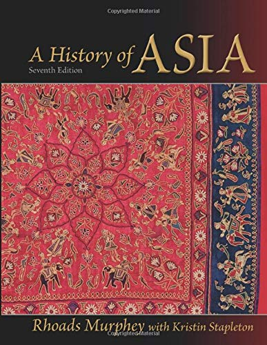 9780205168552: A History of Asia