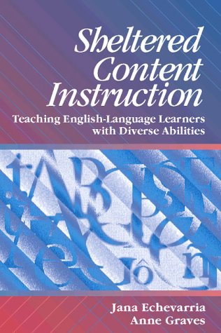 9780205168743: Sheltered Content Instruction: Teaching English-Language Learners with Diverse Abilities