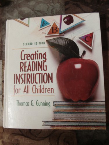 9780205169993: Creating Reading Instruction for All Children