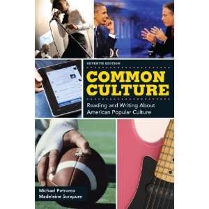 9780205171859: Common Culture (7th Edition): Instructor's Review Copy