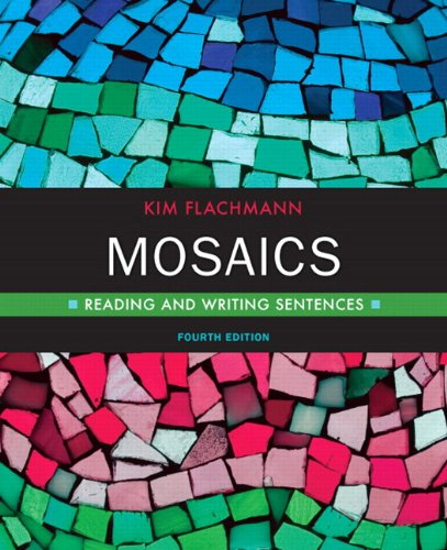 mosaics reading and writing essays with myfoundationslab