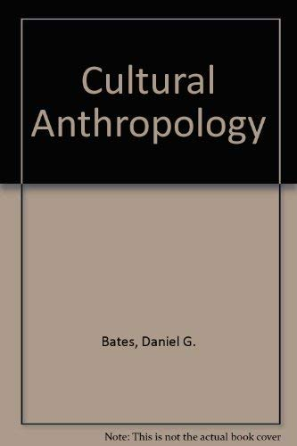 9780205172245: Cultural Anthropology