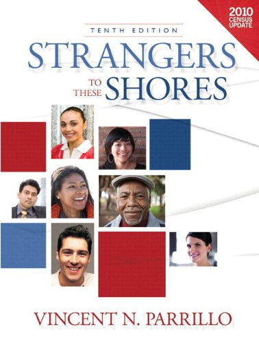 9780205172252: Strangers to these Shores, Census Update Plus MySocLab with eText -- Access Card Package (10th Edition)