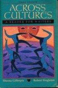 9780205173983: Across Cultures: A Reader for Writers