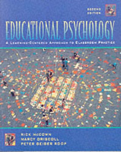9780205174201: Educational Psychology: A Learning-Centered Approach to Classroom Practice