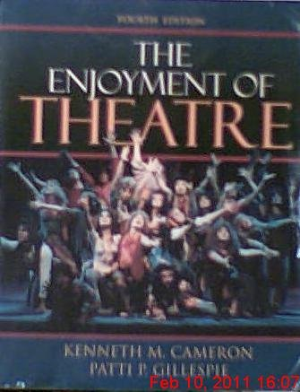 9780205174348: Enjoyment of Theatre, The