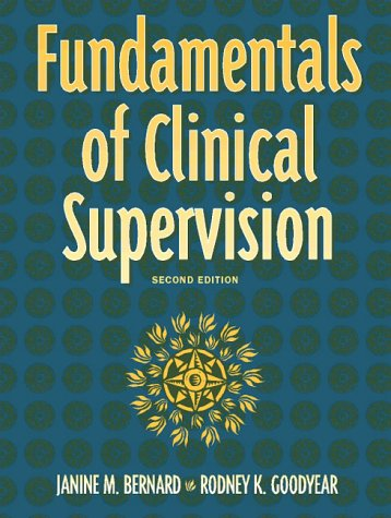 9780205175314: Fundamentals of Clinical Supervision (2nd Edition)