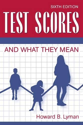 9780205175390: Test Scores and What They Mean (6th Edition)