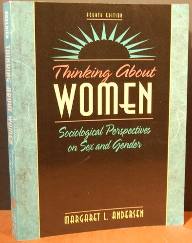 9780205175666: Thinking About Women: Sociological Perspectives on Sex and Gender