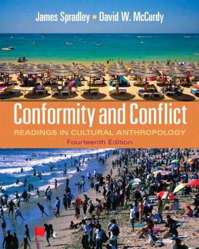 9780205176014: Conformity and Conflict: Readings in Cultural Anthropology Plus MyAnthroLab with eText -- Access Card Package