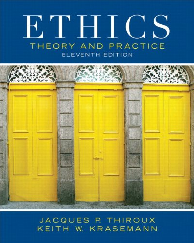 9780205176403: Ethics: Theory and Practice Plus Mythinkinglab with Etext -- Access Card Package