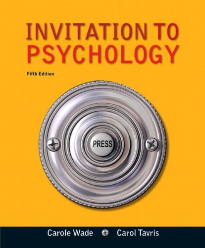 9780205177387: Invitation to Psychology Plus MyPsychLab with eText -- Access Card Package (5th Edition)