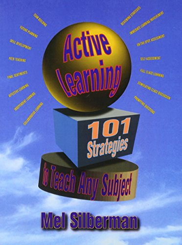 9780205178667: Active Learning: 101 Strategies to Teach Any Subject