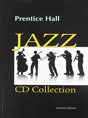 9780205178964: Prentice Hall Jazz Collection CD (2nd Edition)