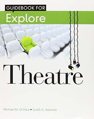 9780205179053: Student Guide Book for Explore Theatre & Explore Theatre -- Valuepack Access Card Package