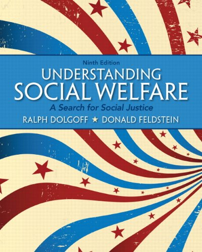 9780205179701: Understanding Social Welfare: A Search for Social Justice (9th Edition)