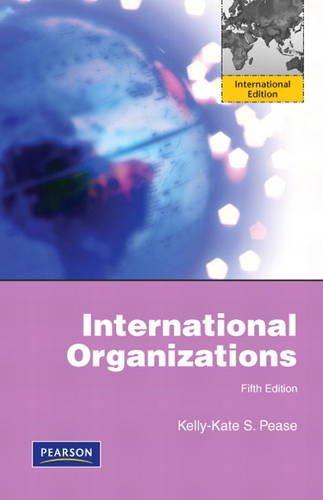 9780205179992: International Organizations: International Edition 5ed