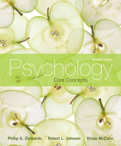 9780205183463: Psychology: Core Concepts