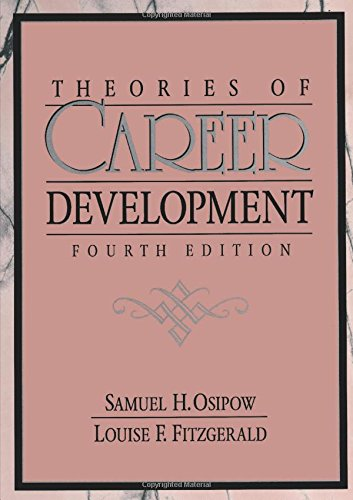 9780205183913: Theories of Career Development (4th Edition)