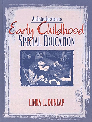 9780205184408: An Introduction to Early Childhood Special Education